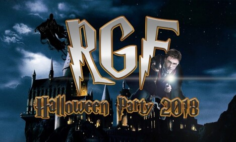 RGF Philippines' Halloween Party 2018